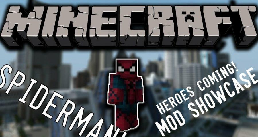 Мод Heroes Coming на Майнкрафт 1. 12. 2