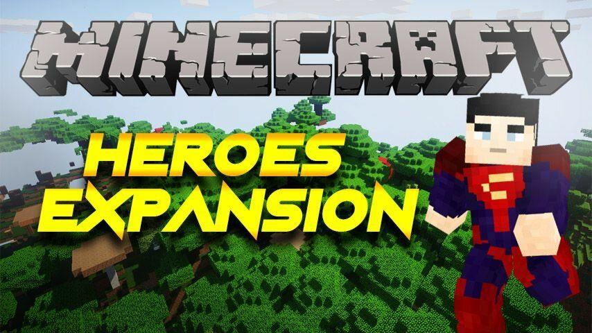 Мод HeroesExpansion на Майнкрафт 1. 12. 2