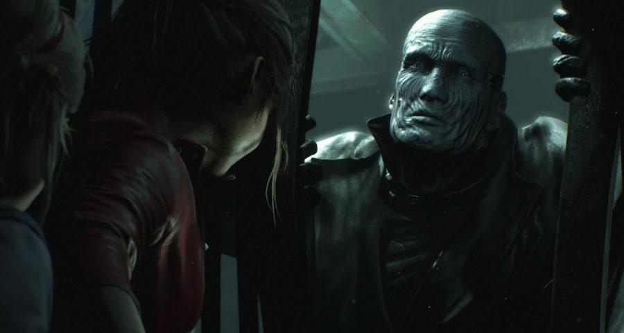 Мод на замену музыки при встрече с мистером Х: Resident Evil 2