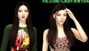 Мод для Симс 4 на внешность корейцев