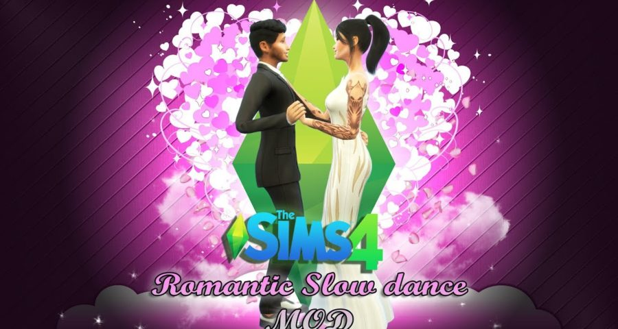 Симс 4: мод на медленный танец