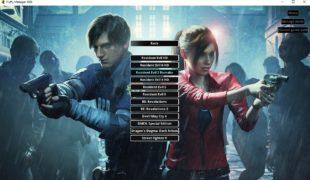 Скачать менеджер модов для Resident Evil 2: Remake