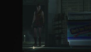 Скачать мод байкерский костюм для Клэр, Resident Evil 2: Remake