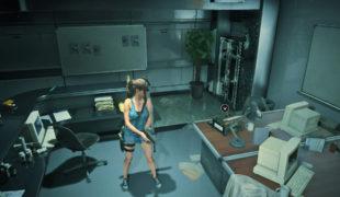 Скачать мод джинсовый наряд для Клэр, Resident Evil 2: Remake