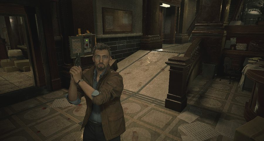 Скачать мод геймплей за Бена Бертолуччи Resident Evil 2: Remake