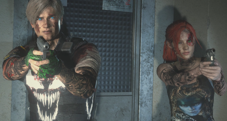 Скачать мод HD и 4K текстуры Клэр для Resident Evil 2: Remake