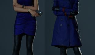 Скачать мод интересный образ Ады для Клэр, Resident Evil 2: Remake