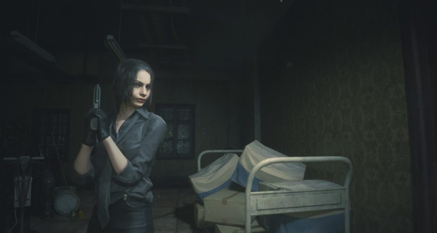 Скачать мод изменения одежды Клэр Resident Evil 2: Remake