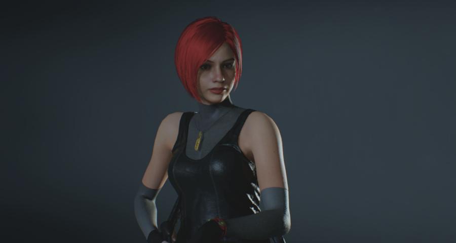 Скачать мод костюмы из Dino Crisis, Resident Evil 2: Remake