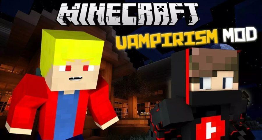 Скачать мод на майнкрафт на вампиризм