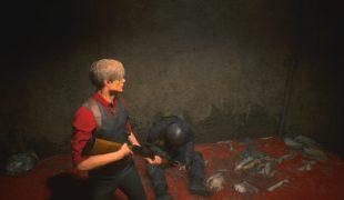Скачать мод на ретекстур костюма нуар для Леона, Resident Evil 2: Remake