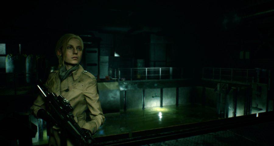 Скачать мод на внешность Аннет Биркин, Resident Evil 2: Remake