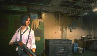 Скачать мод на внешность Кэтрин и прическу Ады, Resident Evil 2: Remake