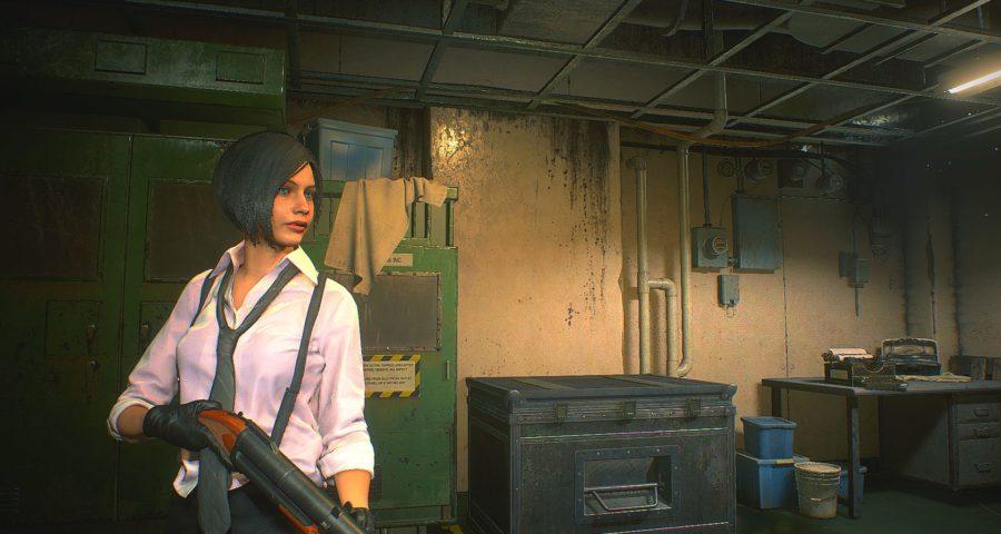 Скачать мод на внешность Кэтрин и прическу Ады Resident Evil 2: Remake