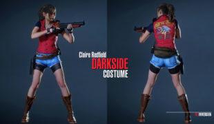 Скачать мод на костюм Клэр из хроник Темной стороны Resident Evil 2: Remake