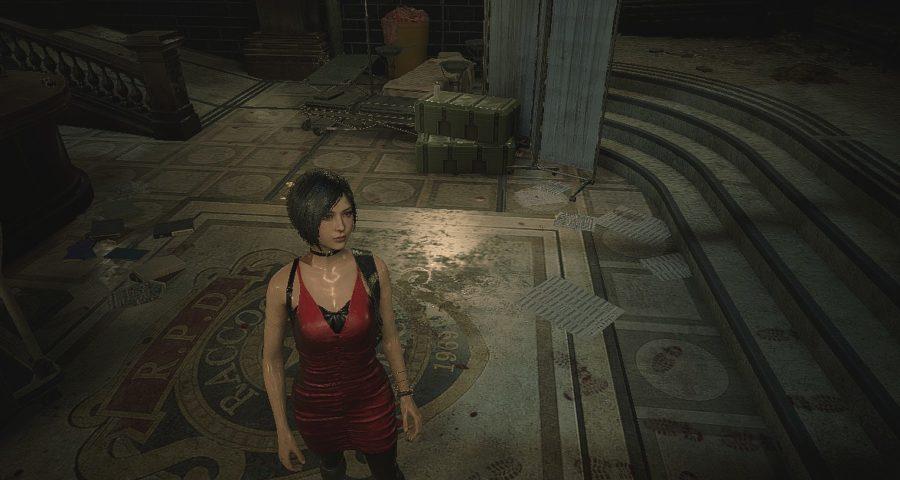 Скачать мод прохождение за Аду Вонг Resident Evil 2: Remake