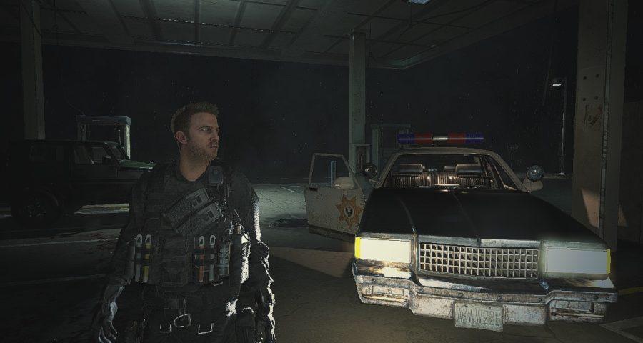 Скачать мод прохождение за Криса Resident Evil 2