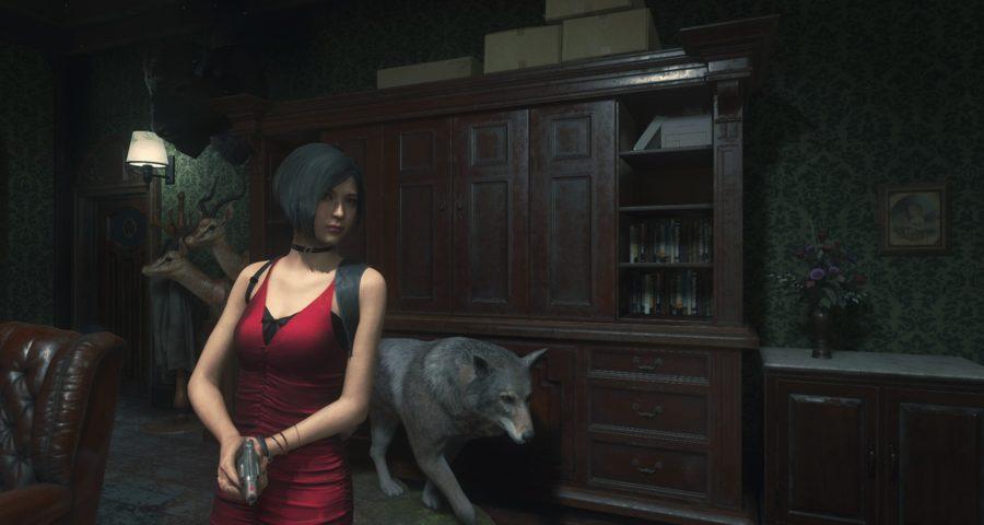 Скачать мод замены Клэр Адой в различных нарядах - Resident Evil 2: Remake
