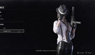 Скачать мод Claire Naughty Noir для Клэр, Resident Evil 2: Remake