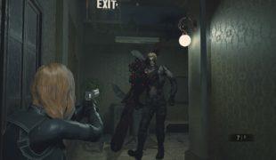 Скачать мод на изменение внешности Мистера Х на Альберта Вескера, Resident Evil 2: Remake