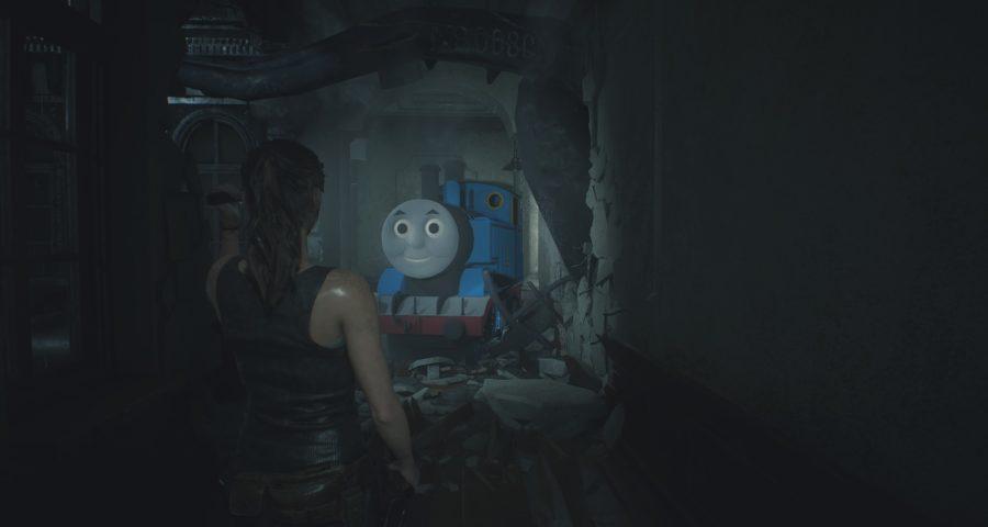 Скачать мод на изменение внешности Мистера Х на Томаса, Resident Evil 2: Remake