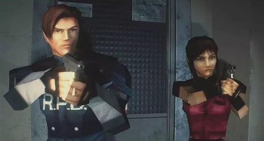 Скачать мод наряды из 98-го года для Клэр и Леона, Resident Evil 2: Remake