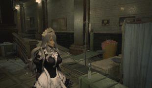 Скачать мод текстура горничной Камиллы из Fire Emblem Warriors для Ады и Клэр, Resident Evil 2: Remake