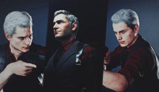 Скачать мод текстура внешнего вида Гленна Ариаса для Леона, Resident Evil 2: Remake