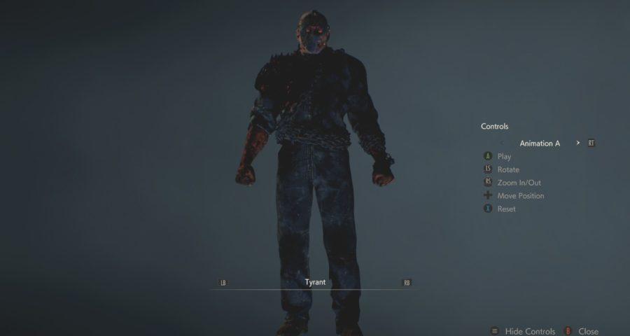 Скачать мод замена мистера Х на Джейсона Вурхиза из «Пятница, 13-е», Resident Evil 2: Remake