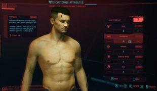 Как сбросить очки характеристик в Cyberpunk 2077?