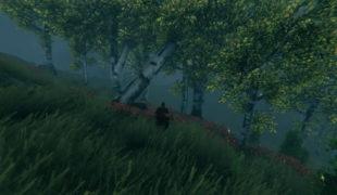 Valheim: цельная древесина