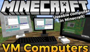 Мод на компьютер в майнкрафт 1.16 5