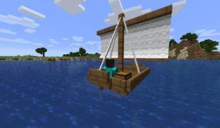 Мод на корабли в майнкрафт 1.16 5
