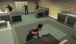 Мод для Симс 4: кулинарное состязание