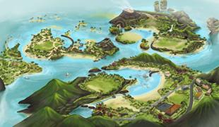 Мод для Симс 4: фан-карта Сулани
