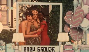 Мод для Симс 4: бейби пати