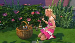 Мод для Симс 4: пасхальные сладости