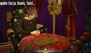 Мод для Симс 4: магические предметы