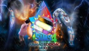 Мод для Симс 4: Армагеддон