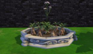 Мод для Симс 4: новые грядки для растений