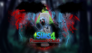 Мод для Симс 4: мир проклятого ребенка