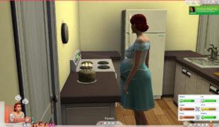 Мод для Симс 4: беременные и дети теперь могут умереть