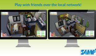 Мод для Симс 4: Multiplayer Mod