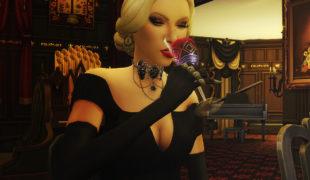 Мод для Симс 4: напитки для вампиров