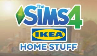 Мод для Симс 4: интерьер от IKEA