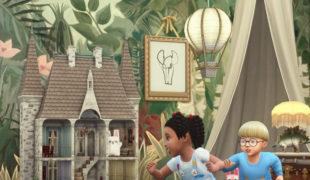 Мод для Симс 4: детский каталог