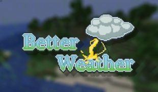 Мод на погоду в майнкрафт 1.16 5