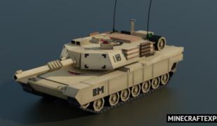 Мод на танки в майнкрафт 1.16 5
