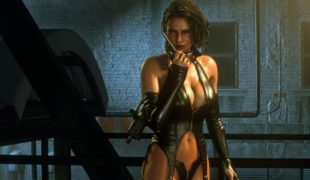 """Resident Evil 3 """"Джилл в латексе"""""""