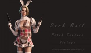 """Resident Evil 3 """"Джилл пасхальный кролик"""""""